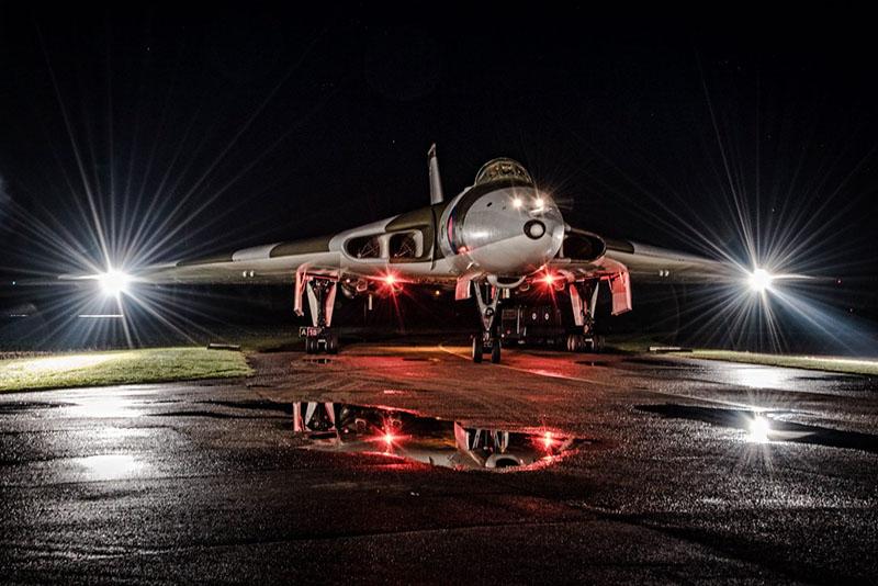 XM655 Ready for Takeoff