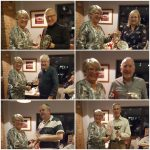 Presentation evening at Pages